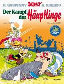 René Goscinny: Asterix - Der Kampf der Häuptlinge, Buch