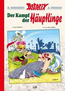 René Goscinny: Asterix 04 Luxusedition, Buch