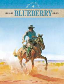 Jean-Michel Charlier: Blueberry - Collector's Edition 04, Buch