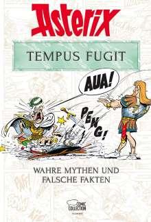 Bernard-Pierre Molin: Asterix - Tempus Fugit, Buch
