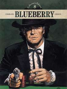 Jean-Michel Charlier: Blueberry - Collector's Edition 08, Buch