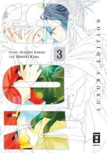 Atsuko Asano: No. 6 - Luxury Edition 03, Buch