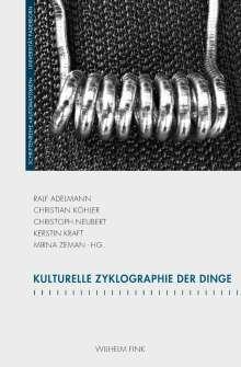 Kulturelle Zyklographie der Dinge, Buch