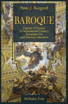 Peter J. Burgard: Baroque, Buch