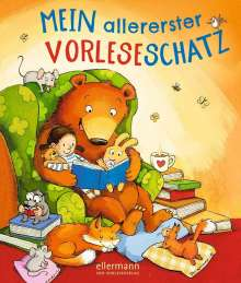 Henriette Wich: Mein allererster Vorleseschatz, Buch