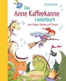 Fredrik Vahle: Das Anne Kaffeekanne Liederbuch, Buch