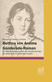 Montserrat Bascoy Lamelas: Bettina von Arnims Günderode-Roman, Buch