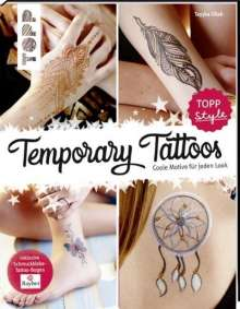 Tayyba Ullah: Temporary Tattoos, Buch