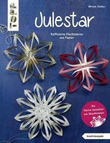 Miriam Klobes: Julestar. Die Sterne-Sensation aus Skandinavien (kreativ.kompakt), Buch