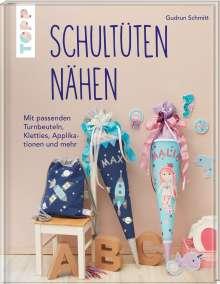 Gudrun Schmitt: Schultüten nähen, Buch