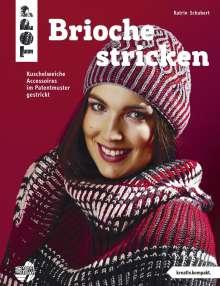 Katrin Schubert: Brioche stricken (kreativ.kompakt.), Buch