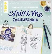 Frau Annika: Frau Annika und ihr Papierfräulein: Die Mini-me Zeichenschule, Buch