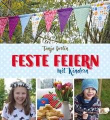Tanja Berlin: Feste feiern mit Kindern, Buch
