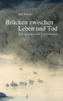 Iris Paxino: Brücken zwischen Leben und Tod, Buch