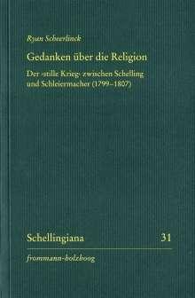 Ryan Scheerlinck: Gedanken über die Religion, Buch