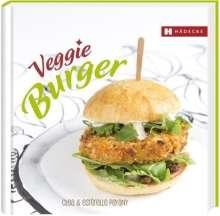 Clea: Veggie Burger, Buch