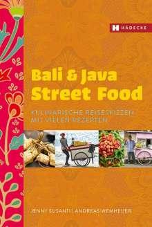 Jenny Susanti: Bali & Java Street Food, Buch