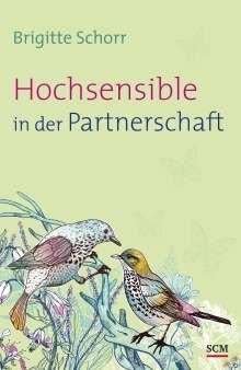 Brigitte Schorr: Hochsensible in der Partnerschaft, Buch