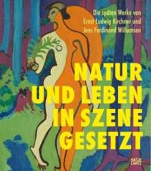 Die späten Werke von Ernst Ludwig Kirchner und Jens Ferdinand Willumsen, Buch