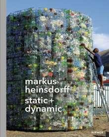 Manfred Baur: Markus Heinsdorff: static + dynamic, Buch