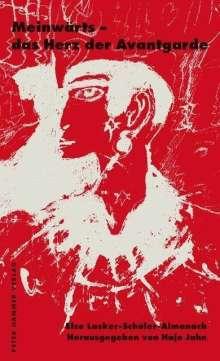 Meinwärts - das Herz der Avantgarde, Buch
