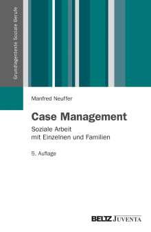 Manfred Neuffer: Case Management, Buch