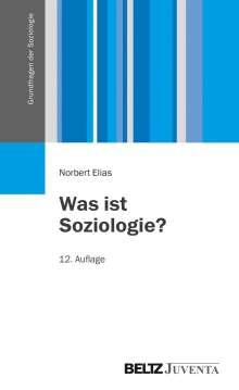 Norbert Elias: Was ist Soziologie?, Buch