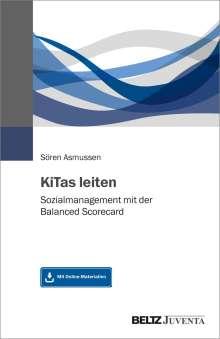 Sören Asmussen: KiTas leiten, Buch