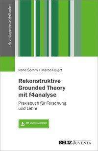 Irene Somm: Rekonstruktive Grounded Theory mit f4analyse, Buch