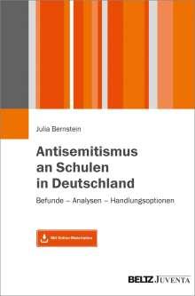 Julia Bernstein: Antisemitismus an Schulen in Deutschland, Buch