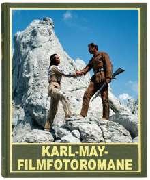 Karl-May-Filmfotoromane, Buch