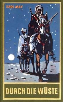 Karl May: Durch die Wüste, Buch