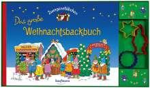 Elke Schuster: Zwergenstübchen Das große Weihnachtsbackbuch mit Ausstechförmchen, Buch