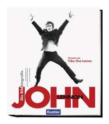 John Blaney: John Lennon, Buch