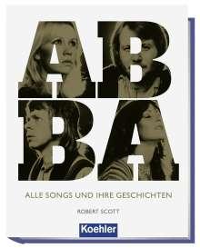 Robert Scott: Abba, Buch