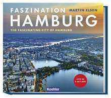 Martin Elsen: Faszination Hamburg, Buch