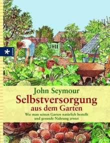 John Seymour: Selbstversorgung aus dem Garten, Buch