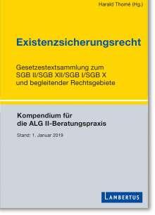 Existenzsicherungsrecht, Buch