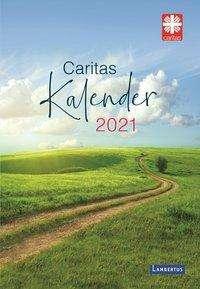 Caritas-Kalender 2021, Buch