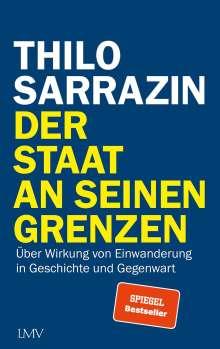 Thilo Sarrazin: Der Staat an seinen Grenzen, Buch