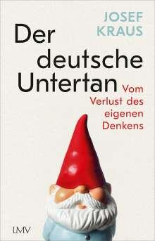 Josef Kraus: Der deutsche Untertan, Buch
