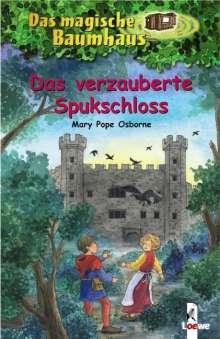 Mary Pope Osborne: Das magische Baumhaus 28. Das verzauberte Spukschloss, Buch