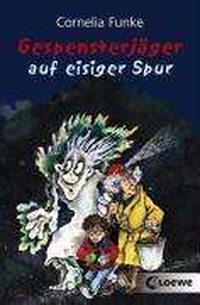 Cornelia Funke: Gespensterjäger 01 auf eisiger Spur, Buch