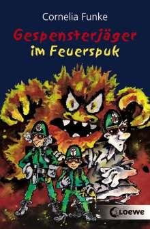 Cornelia Funke: Gespensterjäger 02 im Feuerspuk, Buch