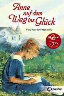 Lucy Maud Montgomery: Anne auf dem Weg ins Glück, Buch