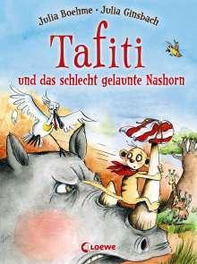 Julia Boehme: Tafiti und das schlecht gelaunte Nashorn, Buch
