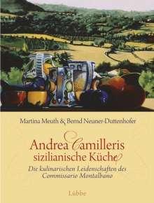 Martina Meuth: Andrea Camilleris sizilianische Küche, Buch