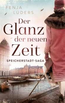 Fenja Lüders: Der Glanz der neuen Zeit, Buch