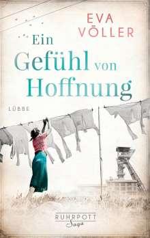 Eva Völler: Ein Gefühl von Hoffnung, Buch