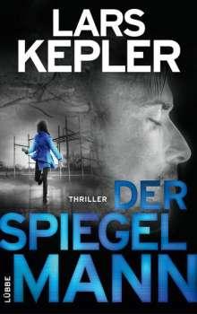 Lars Kepler: Der Spiegelmann, Buch